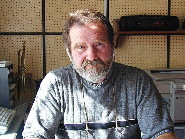 Milan Veselý, ředitel ZUŠ Žlutice