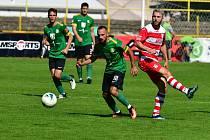 Sokolov prohrál s Povltavskou FA vysoko 0:4.