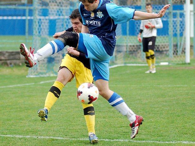 V krajském přeboru remizoval Nejdek s Lomnicí 1:1. Druhý bod přidal po penaltovém rozstřelu, který vyhrál v poměru 4:2.