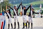 Pony jezdci dovezli medaile z mistrovství České republiky