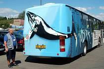Autobus přestavěný na hernu se hlásí do služby. Nabídne volnočasové aktivity i doučování