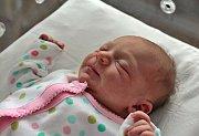 ADRIANKA KABAŠI z Karlových Varů se narodila 27. 9. 2016