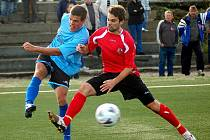 Ostrov hostil na domácí půdě v derby Starou Roli, se kterou se za výsledek 2:2 nakonec o krajské body podělil.