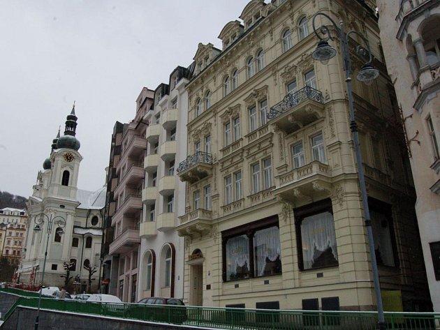 Lázeňský dům Tosca