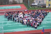 Vzpomínky na sametovou revoluci na ZŠ Jana Amose Komenského Karlovy Vary.