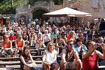 Festival Folková Ohře se těšil zájmu diváků.