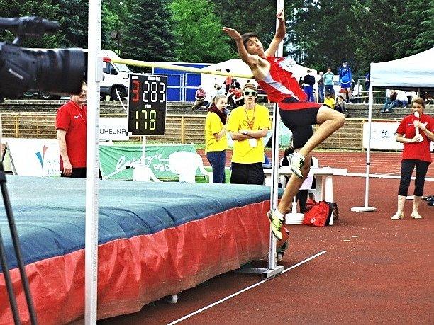 Sokolov hostil Mistrovství světa v atletice školních družstev.