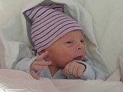 JAN NEDVĚD z Karlových Varů se narodil 19. 7. 2017
