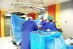 Operační sál Centra jednodenní a plánované chirurgie.