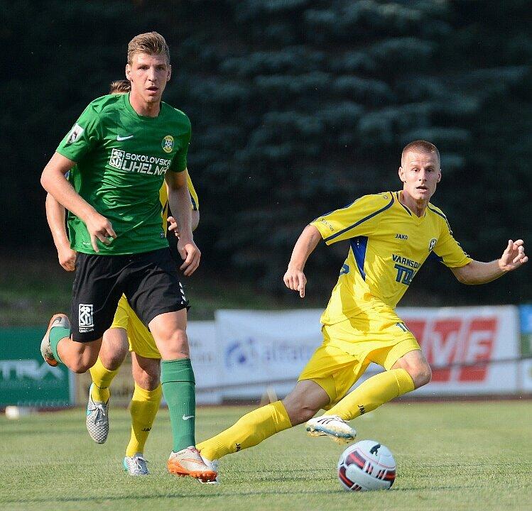 FNL: Sokolov porazil Varnsdorf 1:0.
