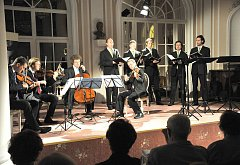 Koncert v Jáchymově