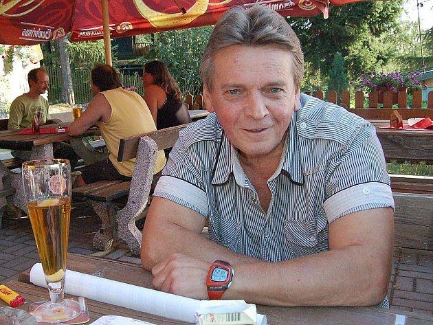 Láďa Truhlář z kapely Federativ už se na koncert Omegy 28. srpna moc těší.