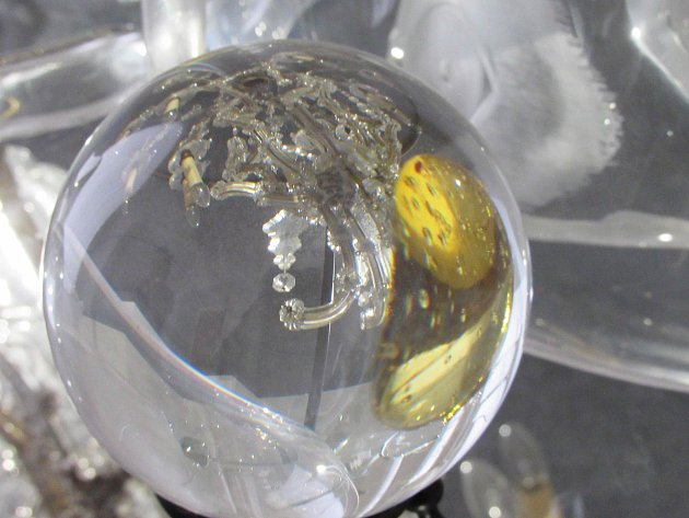 Výstava Experiment byla vytvořena na míru Letohrádku.