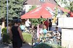 V Tašovicích vznikla u cyklostezka i prodejna zmrzliny.