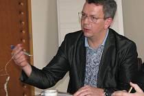 Náměstek hejtmana Jakub Pánik nesouhlasí s rozhodnutím antimonopolního úřadu.