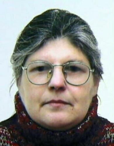 Karlovarští policisté pátrají po pohřešované 62leté ženě jménem Jiřina Ščerbanová, narozena 21. 9. 1951, trvale bytem Jáchymov, Komenského 909.