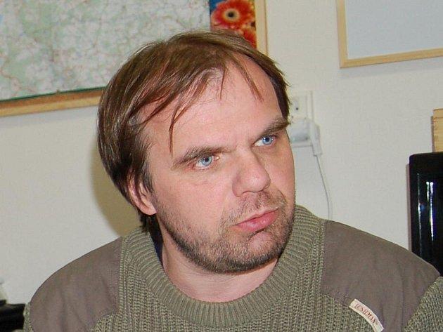 Pavel Žemlička, zastupitel (KOA) a vedoucí klubu Paderewski