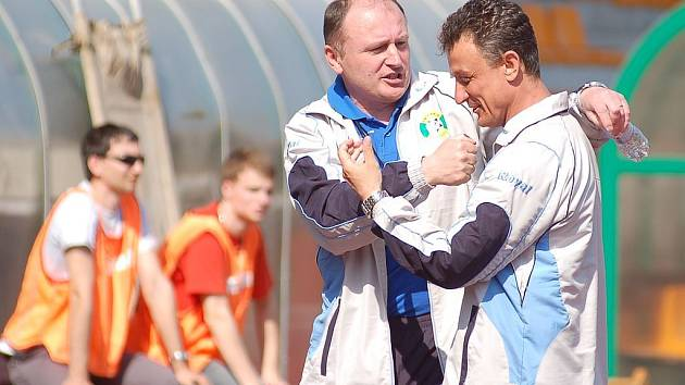 Baník Sokolov si v jarní části druhé fotbalové ligy připsal na své konto premiérovou výhru.
