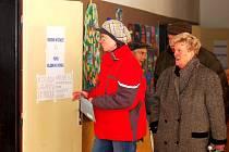 Průběh voleb na Karlovarsku