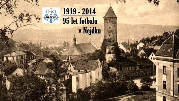 FK Nejdek letos oslaví 95 let od založení klubu.