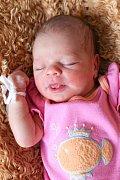 Vaneska Chocová z Dolní Lomnice se narodila 13. 2. 2013