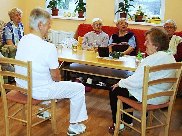 O SENIORY se starají také v Ostrově. Letos by tady chtěli rozšířit současnou kapacitu Domova pokojného stáří.