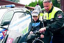 MĚSTSKÁ POLICIE připravuje řadu preventivních akcí. Strážníci nikdy nechybí ani na tradičním Dni záchranářů.