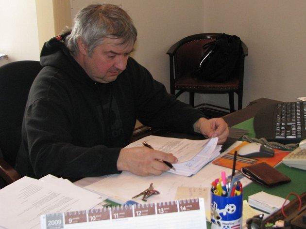 Bronislav Grulich, starosta Jáchymova