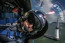 Karlovarský pilot Petr Kopfstein má ve druhém závodu Red Bull Air Race nejvyšší ambice.