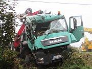 Dopravní nehody v Karlovarském kraji v závěru měsíce září a počátkem října.