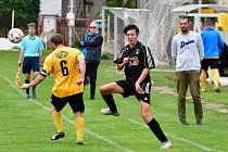 Dvoubrankovou výhru  ukořistili o víkendu před svými fanoušky fotbalisté božičanského SK, když porazili Sedlec.