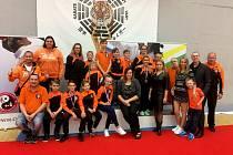 Karate klub Tygr Karlovy Vary se na 3. ročníku Lázeňského poháru neztratil.