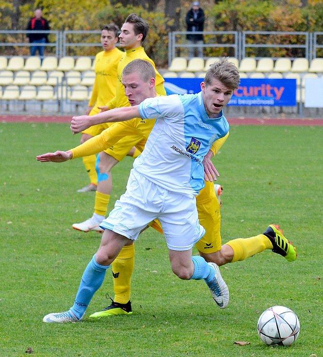 Michal Drahorád, kapitán FC Viktoria Mariánské Lázně.
