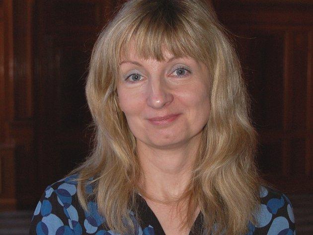 Andrea Bocková, mluvčí Krajského úřadu Karlovarského kraje.