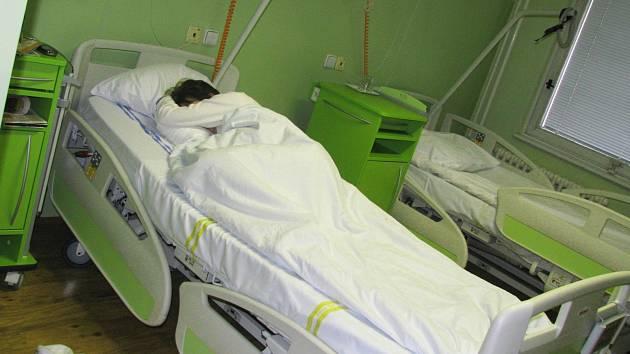 """Soutěž na lůžka pro pacienty """"ocenil"""" antimonopolní úřad pokutou."""