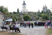 Oslavy 150. výročí založení Sboru dobrovolných hasičů v Hranicích.
