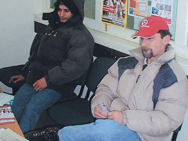 Nezaměstnaných přibylo. Úřady práce evidují zvýšení nezaměstnanosti. Ilustrační foto.