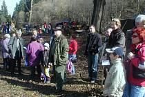 Bečovská botanická zahrada. Díky sdružení Berkut se zahradě vrací zájem návštěvníků.