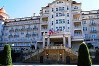 Karlovarský hotel Imperial.