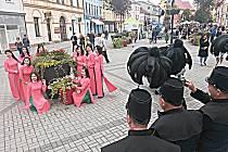 Staré náměstí ožívá hlavně při Dni horníků a Dni národnostních menšin