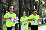23. ročník Juniorského maratonu v Karlových Varech.
