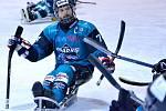 Sledge hokejistům SKV Sharks Karlovy Vary se v novém ročníku zatím příliš nedaří.