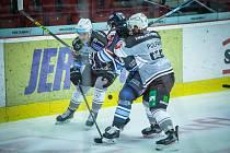 Hokejisté karlovarské Energie ve druhém kole Generali Česká Cup prohráli 4:5 v prodloužení s Libercem.