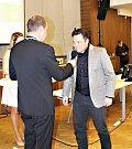 Z ustavujícího jednání zastupitelstva města Karlovy Vary