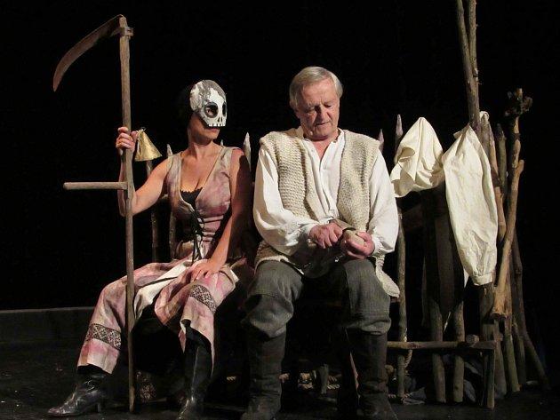 Psí kůže je už 142. premiérou Divadelního studia D3.