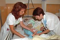Na neurologii. Optimalizace lůžek lékaře zneklidňuje, péče o pacienty musí být ovšem stále perfektní.