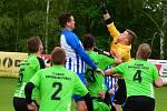2:0 vyhrál v áčkové skupině Turnaje KKFS ostrovský FK v domácím prostředí nad týmem Královského Poříčí.
