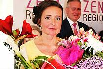 Ženou regionu se stala Marie Lokingová z Chebu.