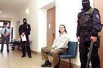 Už za několik dnů stanou Petr Zádamský (na snímku) se svým bratrem Milanem a údajnými kumpány zločineckého gangu před soudem za své činy.
