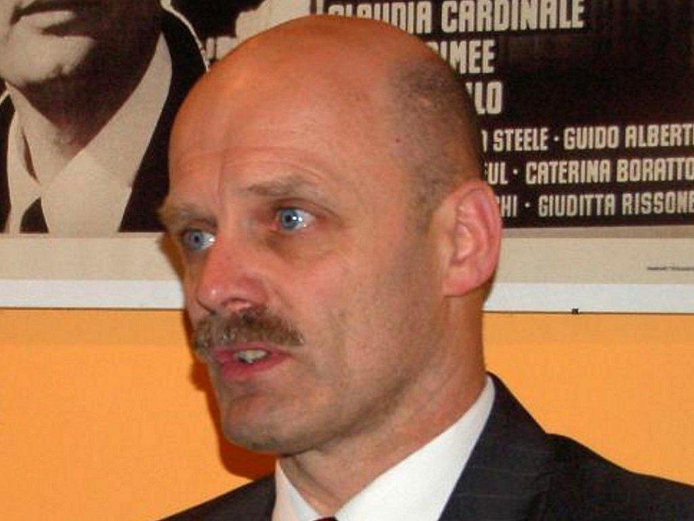 Vratislav Emler, krajský radní pro školství